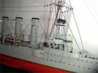Эксклюзивные масштабные модели кораблей и судов