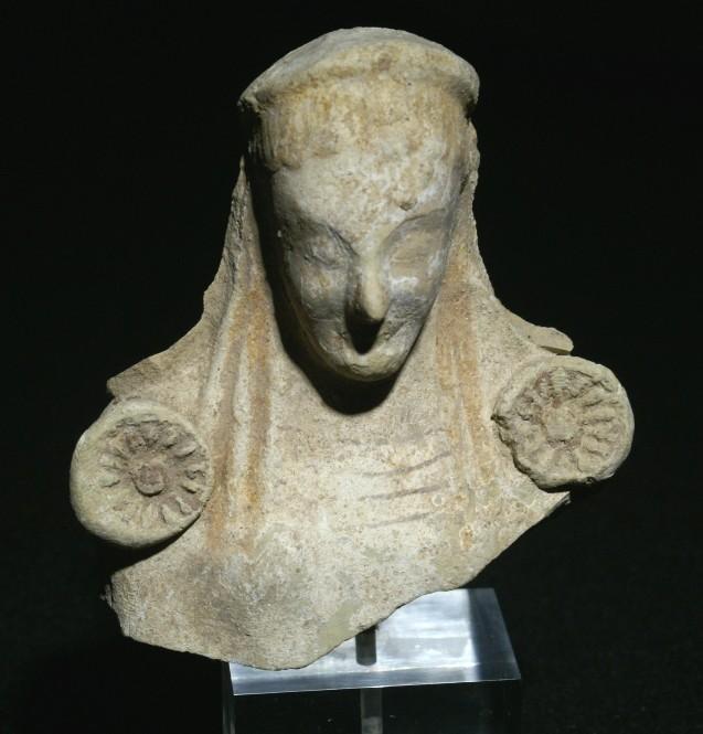 Протома греческой богини