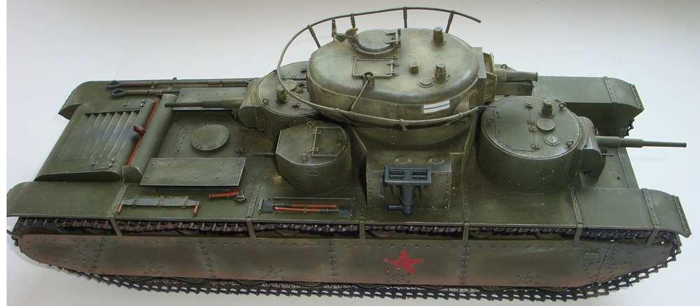 T-35 тяжёлый танк