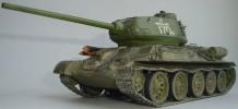 Танк T-34/85