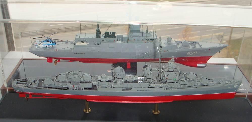 Американский эсминец Флетчер