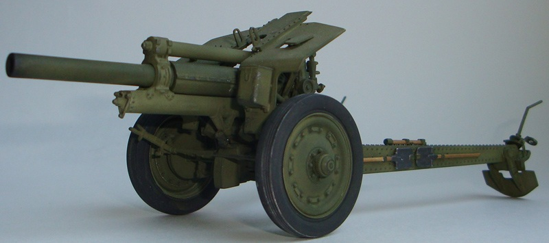Гаубица 122 мм.