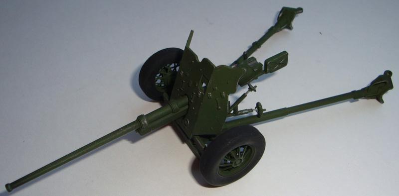 Орудие 45 мм.