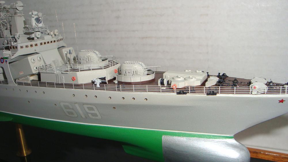 Противолодочный корабль проекта Удалой