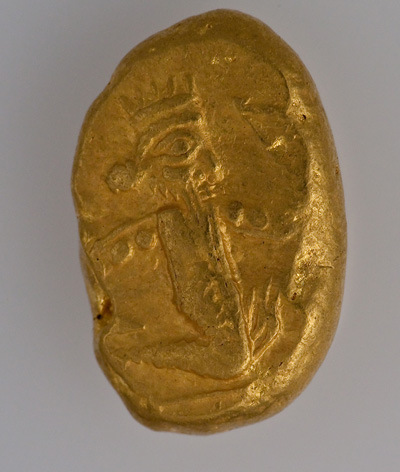 Ахеменидская Персия. Дарик, золото.