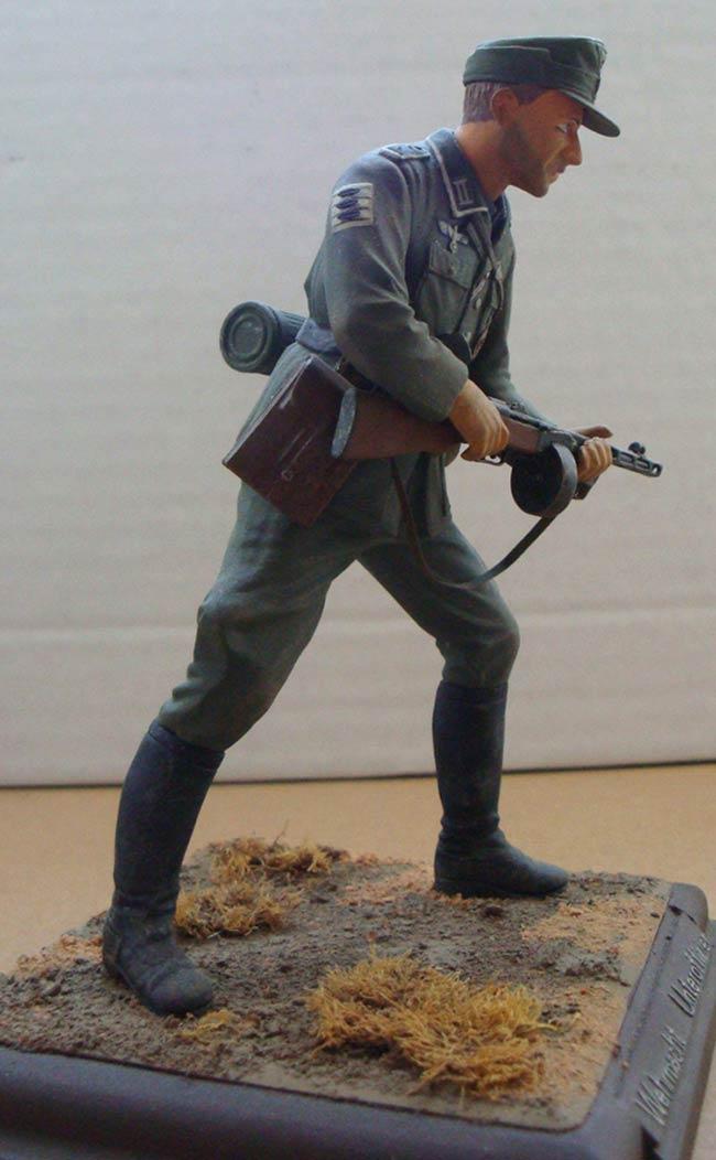 Солдат Вермахт.