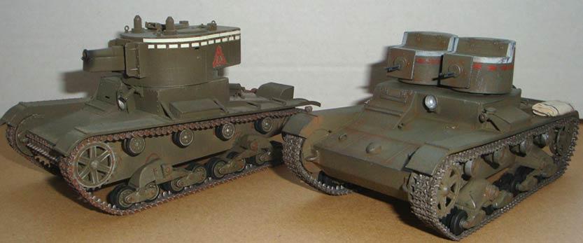 Т-26 и Т-26А
