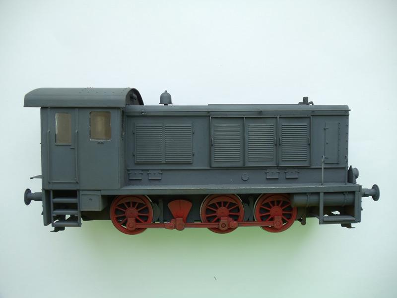 локомотив WR360 C12