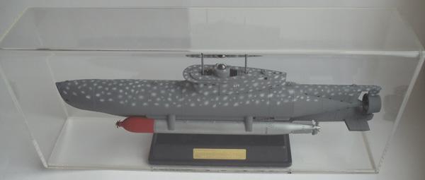 подводная лодка Seehund XXVIIB