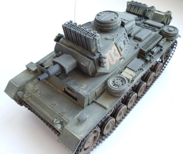 танк T-III-N