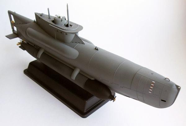 малая подводная лодка XXVIIB/B5 Seehund