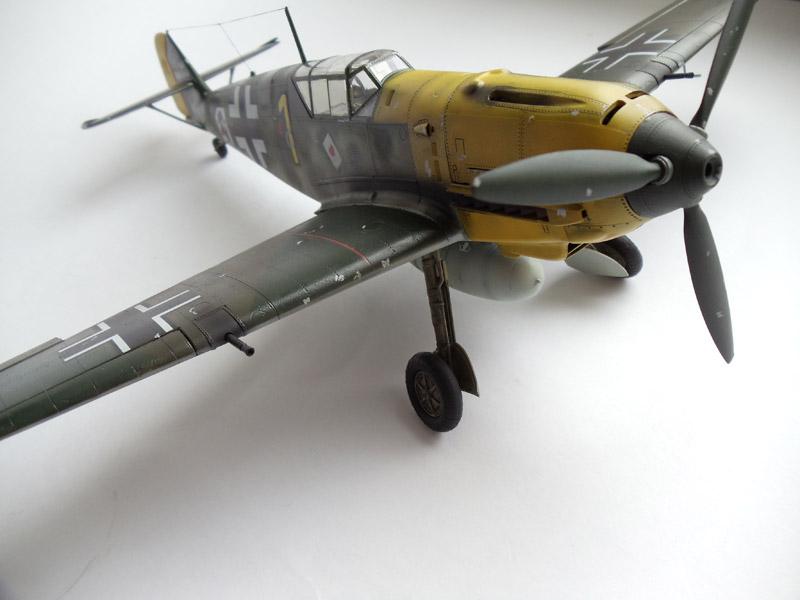 Ме-109Е