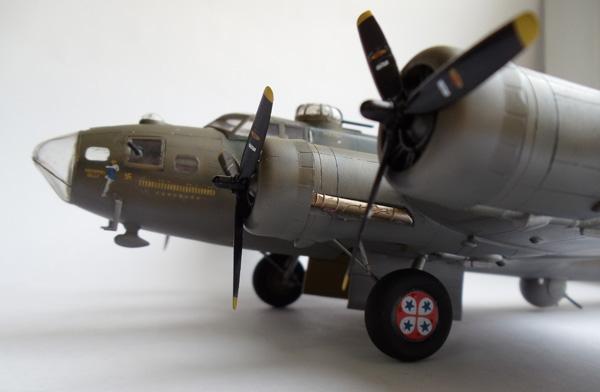 бомбардировщик Б-17