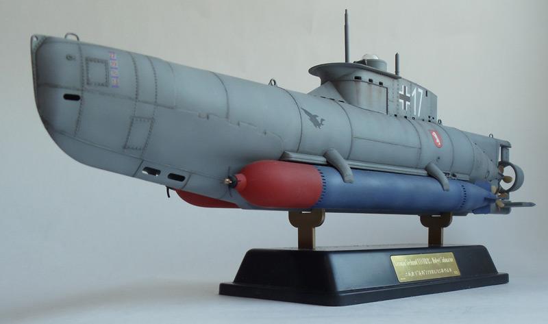 немецкая подводная лодка зеехунд