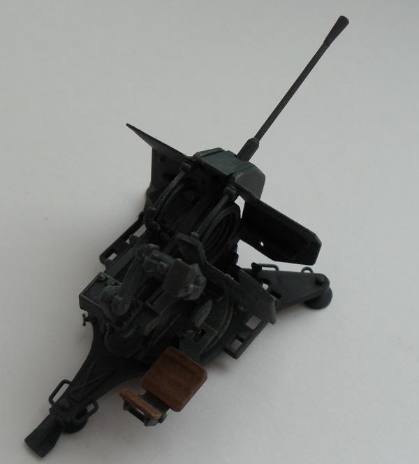 20мм зенитная пушка