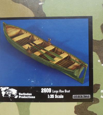модель лодки