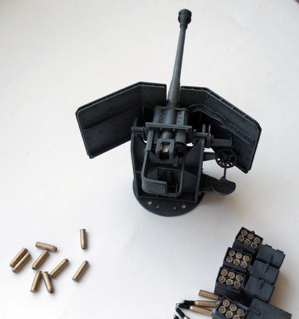 фортификационная 50мм пушка