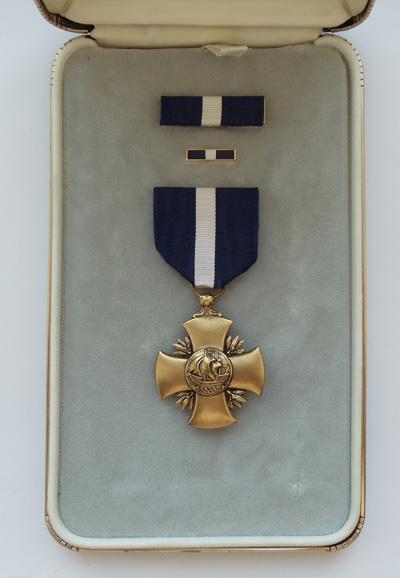 Военно-морской крест (NAVY CROSS)