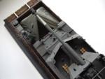Платформа с самоходным орудием Мардер