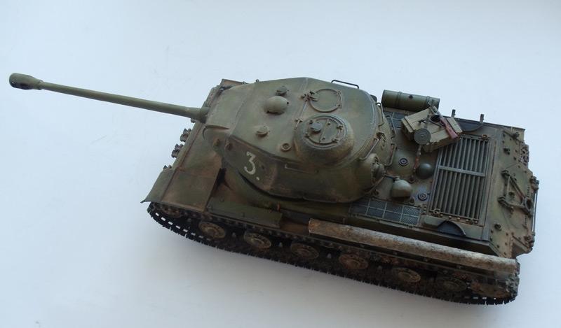 ИС-2 образца 1943 года