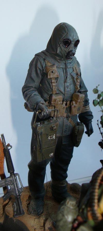 Спецназовец