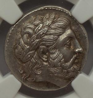 Филипп 2-й. Македония.