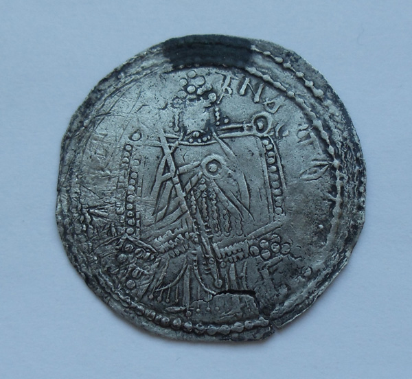 Сребреник Владимира Тип III