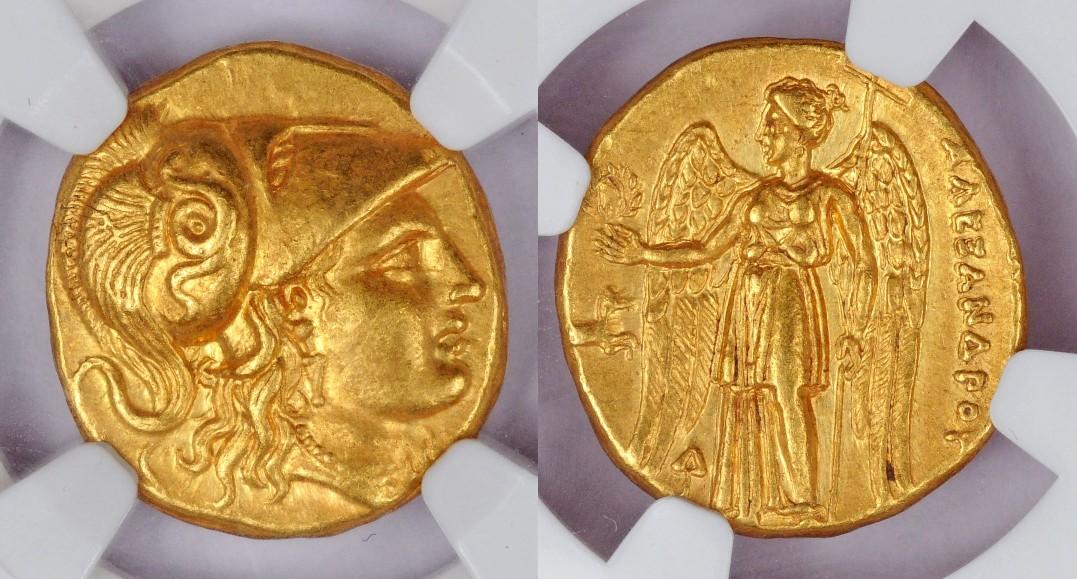 Статер Александра Великого