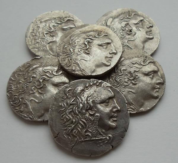 тетрадрахма Митридата