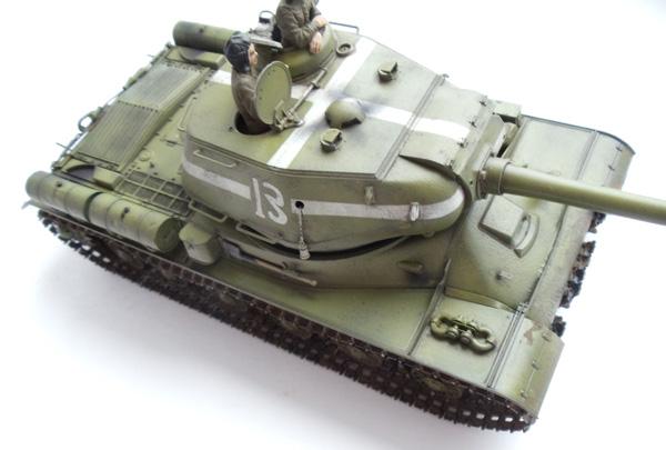 ИС 2 советсткий тяжёлый танк