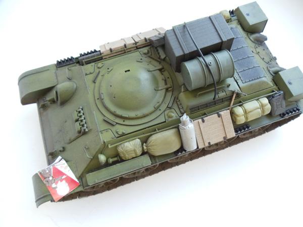Танк t-34 n 120 - 2016