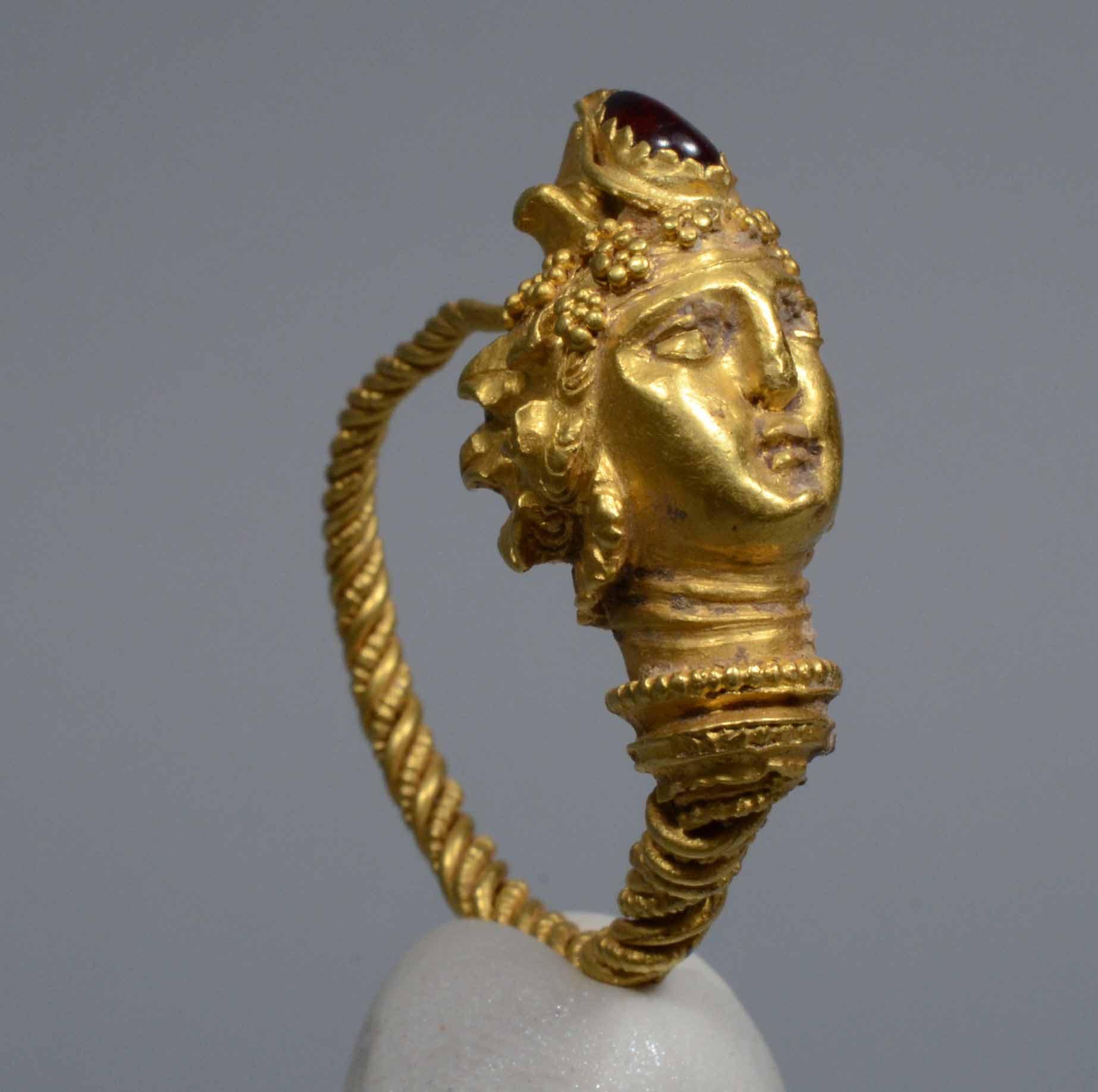 Египет золотые украшения фото