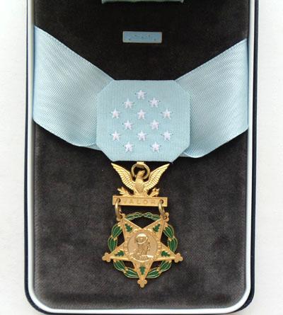 Медаль Конгресса США.