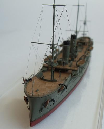 Рюрик, броненосный крейсер