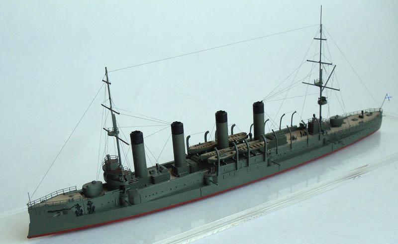Баян, русский броненосный крейсер
