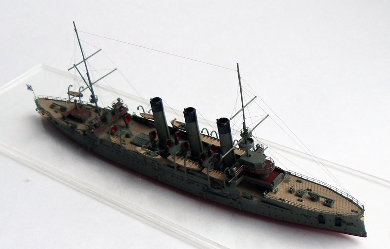 Паллада, крейсер 1-го ранга