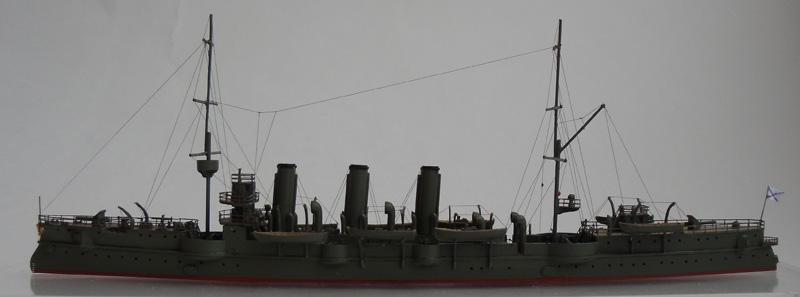 Бояринъ, русский  бронепалубный  крейсер