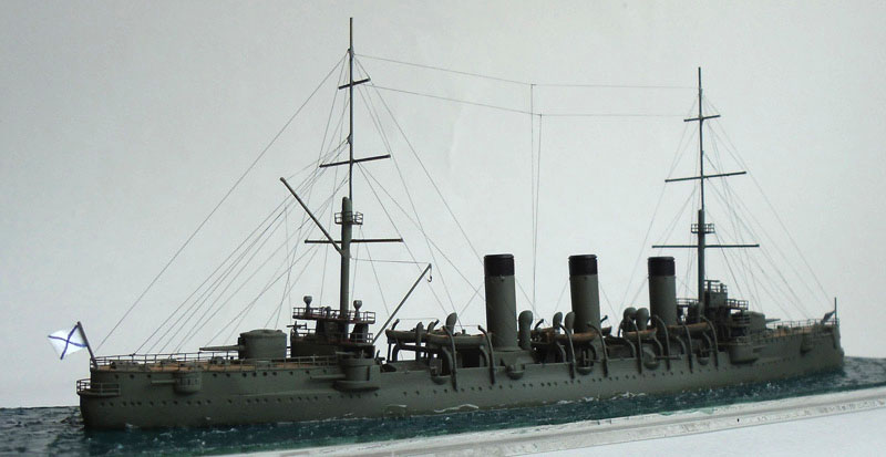 Богатырь, крейсер 1-го ранга