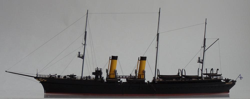 Крейсер 2-го ранга Алмаз