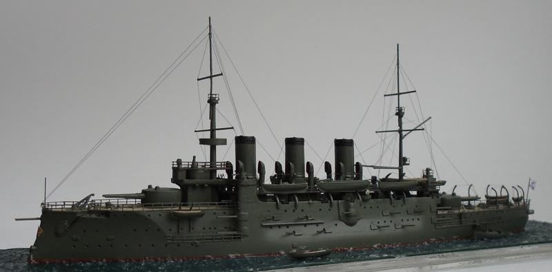 Русский эскадренный броненосец Победа