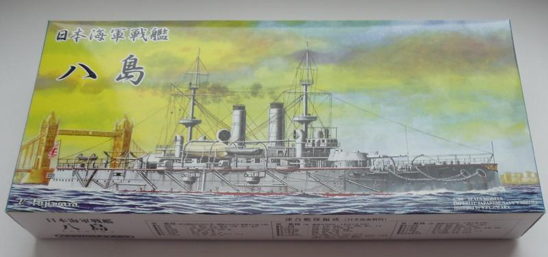 Японский эскадренный брпоненосец Yashima