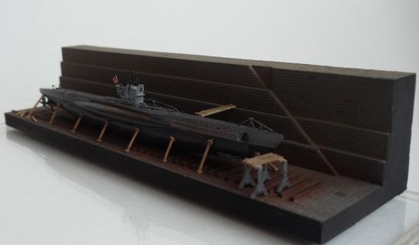 Подводная лодка Typ-VII U-48