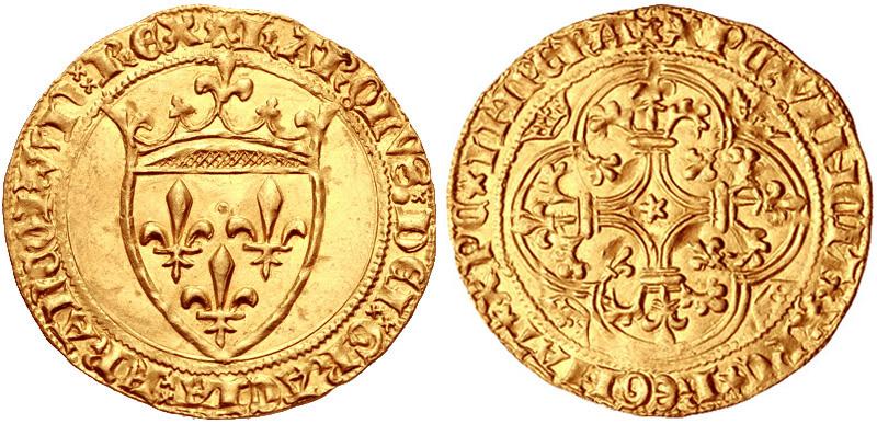 Франция. 1380-1422г