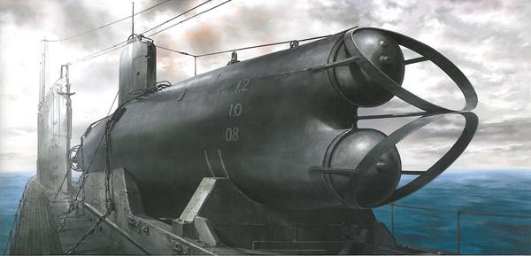 Японская малая подводная лодка Тип-А