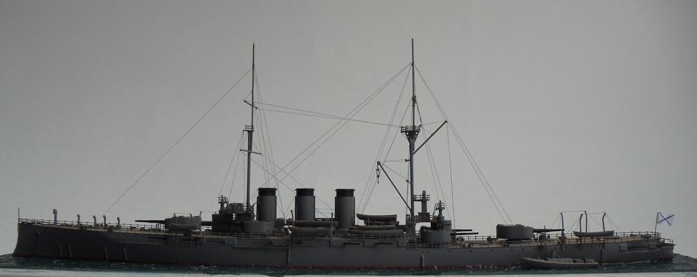 Русский броненосный крейсер Рюрик-2