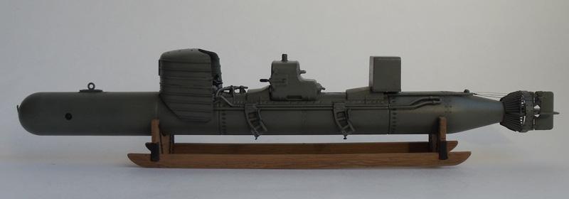 """S.L.C.200 """"Maiale"""". Итальянская человеко-торпеда времен 2-й Мировой войны"""