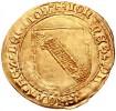 Золотая добла. Испания. Севилья. 15 век.