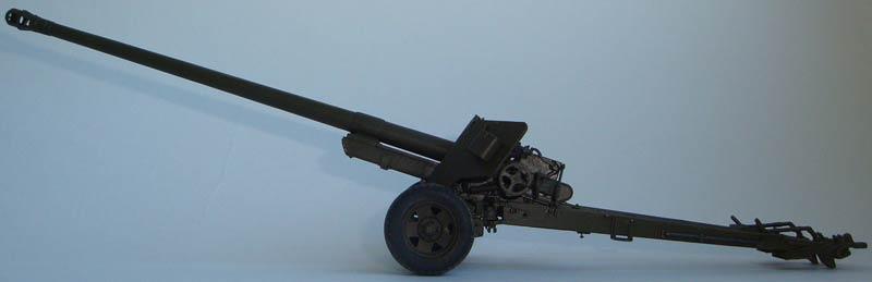 Пушка Sov. 100mm AT BS-3