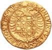 LOW COUNTRIES, Brabant (duché). Charles V. 1506-1555. AV Réal d'or