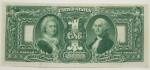 Банкнота 1 доллара 1896г. «Образование».